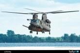 Boeing entrega primer Chinook Next-Gen al US Special Operation Command
