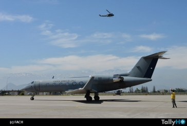 Fuerza Aérea de Chile realiza exitoso traslado de órganos