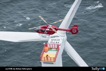 HTM-Helicopters se convertirá en el primer operador del nuevo H145 para operaciones offshore