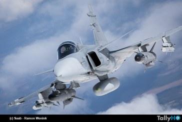 Saab ofrece Gripen C/D a Croacia