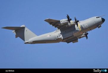 Airbus entrega A400M a las Fuerzas Armadas de Luxemburgo
