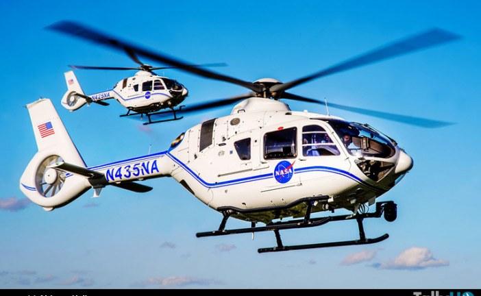 Dos helicópteros Airbus H135 apoyarán exploración espacial en el Centro Espacial Kennedy de la NASA