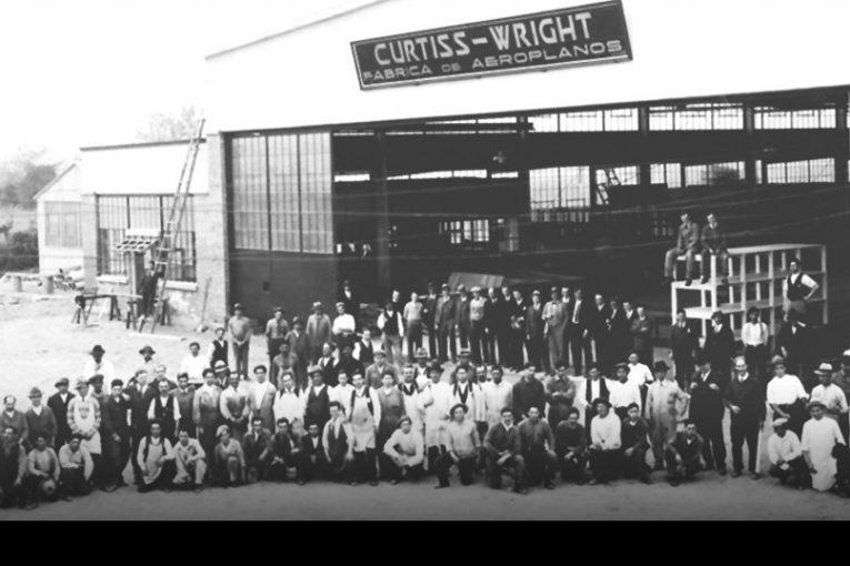90 años de la fábrica Curtiss Wright en Chile