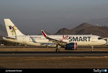 JetSMART inicia vuelos desde Antofagasta a Cali