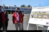 Ministro de Obras Públicas dio inicio a obras de mejoramiento del Aeropuerto Carriel Sur