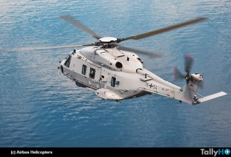 Fuerzas Armadas Alemanas encargan 31 helicópteros NH90 para operaciones marítimas