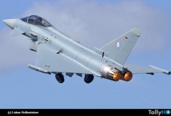 Airbus y la República Federal de Alemania presentaron oferta de aviones Eurofighter a Suiza