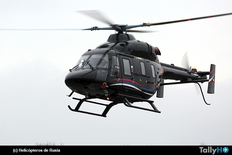 Helicópteros de Rusia entrega primer Ansat a cliente europeo