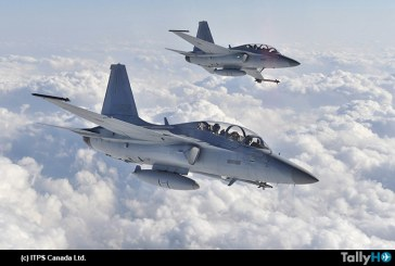 ITPS de Canadá firma MoU con KAI para promocionar el FA-50 como entrenador adversario