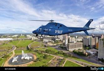 Leonardo suministrará seis helicópteros AW119Kx para la Polícia Rodoviária Federal de Brasil