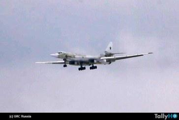 Bombardero estratégico modernizado Tupolev Tu-160M realizó primer vuelo con nuevos motores