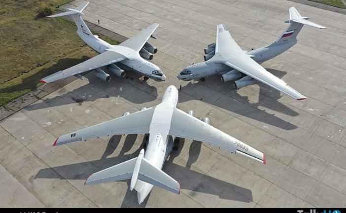 Diseñador jefe habló sobre las características mejoradas del nuevo Il-76MD-90A