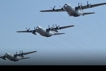 75 Aniversario de la creación del Grupo de Aviación N°10 de la FACH
