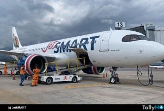 JetSMART lanza método de pago en efectivo en todos los puntos físicos de Walmart y Banco Estado