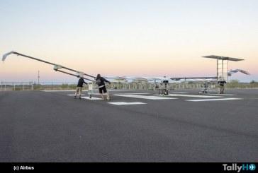 Airbus Zephyr concluye con éxito una nueva campaña de vuelos de prueba en Arizona