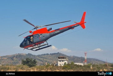 Armada recibe su primer Airbus Helicopters H125 Ecureuil