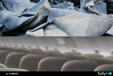 JetSMART sella acuerdo con ELeather para usar cuero reciclado en más de 13.000 asientos de su flota