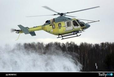 Nueva versión mejorada del helicóptero «Ansat-M»  realizó su primer vuelo