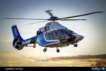 H160 de All Nippon Helicopter realiza su primer vuelo
