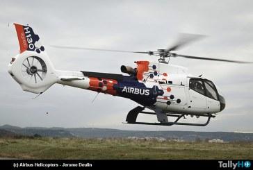 Airbus presenta su helicóptero Flightlab para probar las tecnologías del mañana