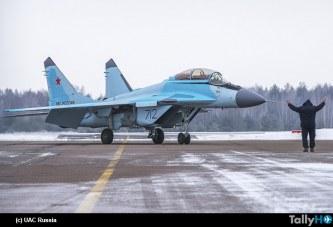 MiG Corporation ha mejorado el sistema de control de aeronaves integrado