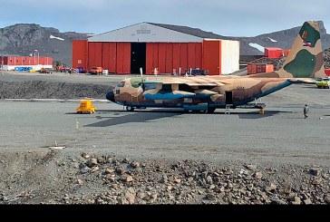 Recientemente incorporado KC-130H Hércules de la Fuerza Aérea Uruguaya realizó histórica operación aérea a la Antártica