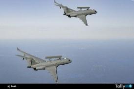 Saab recibe un contrato de seguimiento para GlobalEye