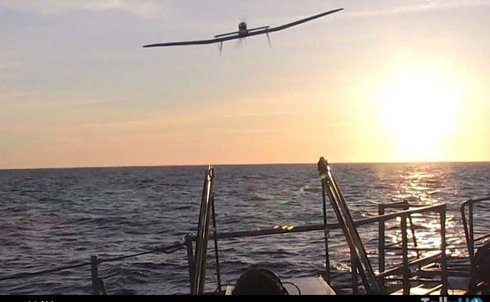 Armada Francesa adquiere drones de Survey Copter «Aliaca»