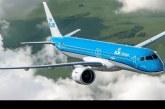 Embraer entrega primer E195-E2 a KLM City Hopper