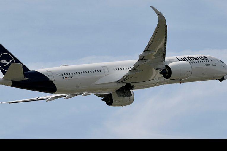 Lufthansa realizó vuelo más largo de su historia