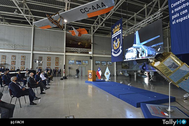 Fuerza Aérea dio inicio al mes del aire y del espacio en conmemoración del próximo 91° Aniversario de la Institución