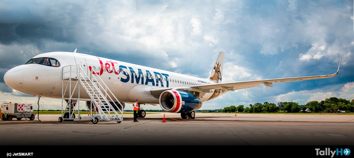 JetSMART sorteará 100 pasajes dobles entre personas vacunadas
