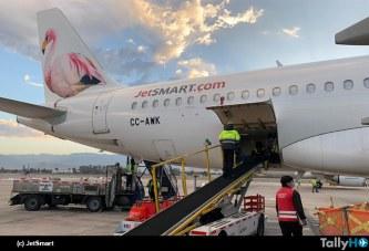 JetSMART traslada más dosis de vacunas contra el Covid-19 a Calama, Copiapó, Temuco y Castro