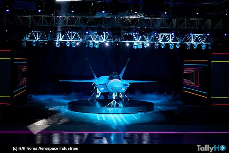 KAI lanza el primer prototipo del caza coreano «KF-21 Boramae»