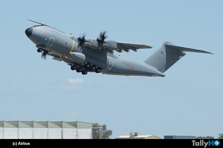 Airbus entrega el A400M número cien