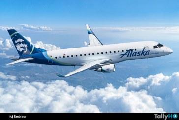 Alaska Air Group encarga nueve nuevos aviones E175 para operar con Horizon Air