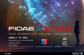 """Fidae 2022 colaboradora de Seminario """"Diálogos Chile – España: La Economía del Espacio"""""""