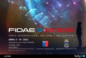 FIDAE se reúne con agregados militares en Chile