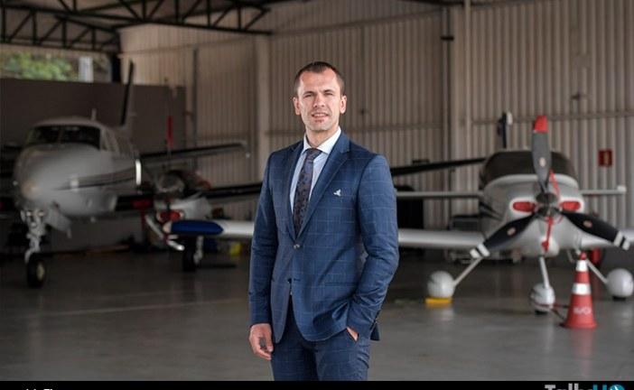 App de aviación privada Flapper se une a The Air Charter Association