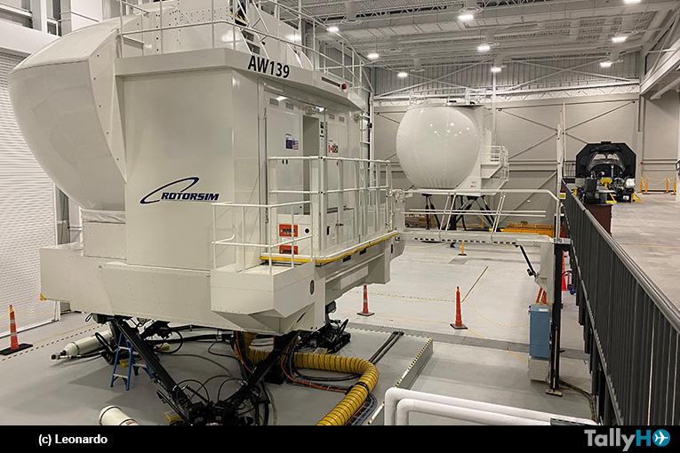 Leonardo abre la nueva Helicopter Training Academy en EE.UU.