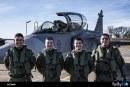 Pilotos de la Fuerza Aérea Brasileña comienzan el entrenamiento de conversión en Suecia