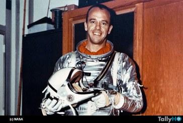 60 años del primer viaje espacial de un estadounidense