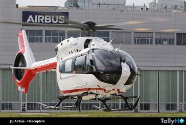 SAF encarga tres H145 para misiones EMS en Francia