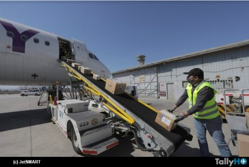 SKY lanza sistema de operación mixta aumentando en 20% su capacidad de carga a regiones