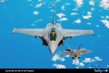 Misión Wakea: Armée de l'Air et de l'Espace realiza ejercicios conjuntos con la USAF en Hawái