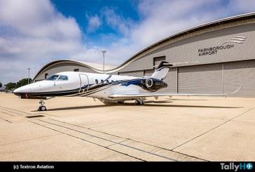 Cessna Citation Longitude obtiene certificación EASA