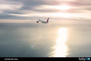 Delta firma el primer acuerdo plurianual de Combustible de Aviación Sostenible con Corporate Travel Management