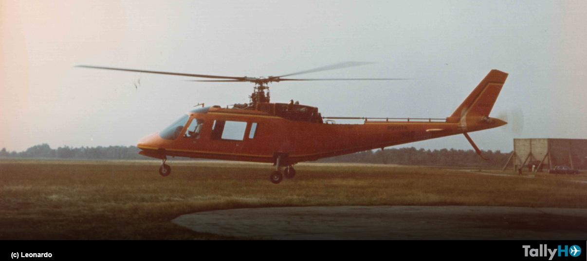 50 aniversario del primer vuelo del helicóptero A109 marcando liderazgo en alto rendimiento
