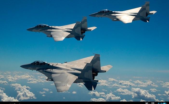 Boeing presentó oficialmente los nuevos F-15QA «Ababil» para Qatar