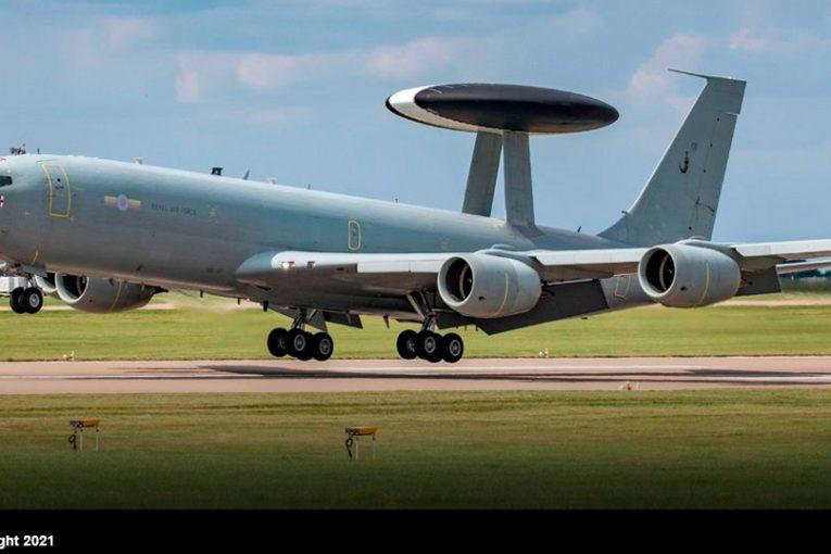 Tras casi 30 años de servicio la RAF retira sus E-3D Sentry